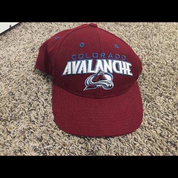Zephyr Other - Colorado Avalanche Hat SnapBack NHL
